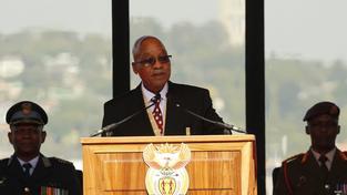 Zuma složil přísahu. JAR má prezidenta na dalších pět let