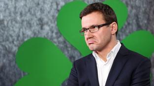 Šéf zelených Ondřej Liška