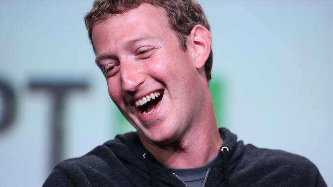 Mark Zuckerberg, šéf společnosti Facebook