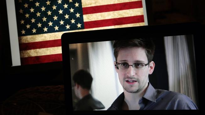 Edward Snowden, bývalý analytik NSA