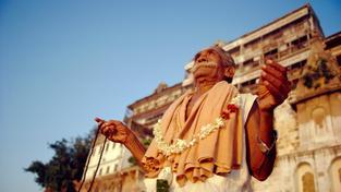 Indický duchovní vůdce (ilustrační foto)