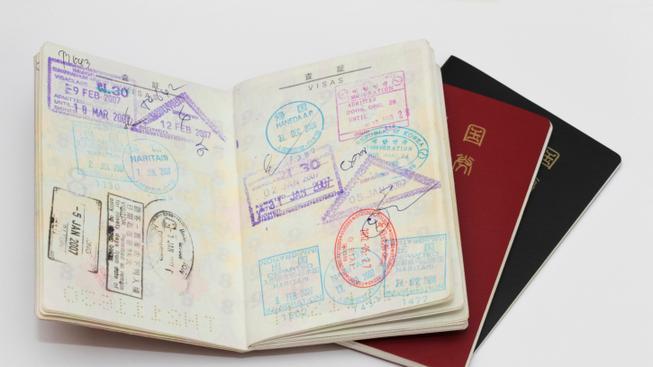 Cestovní pas (ilustrační foto)