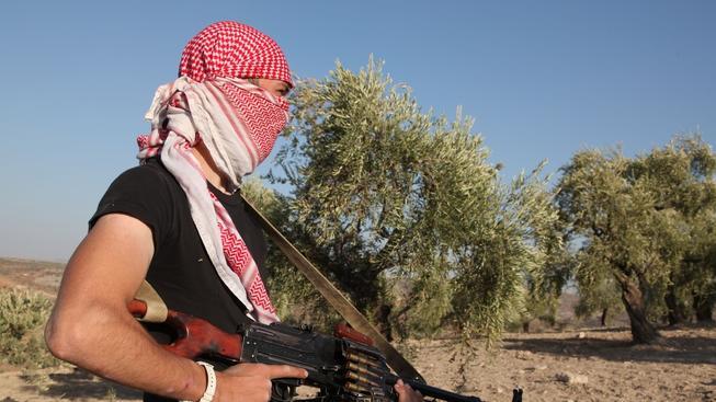 Příslušník An-Nusra