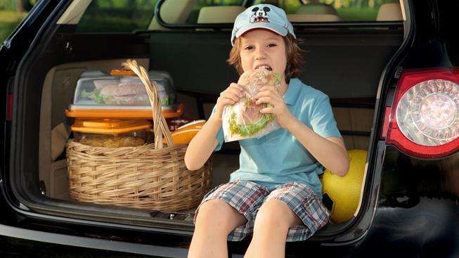 Jak správně připravit jídlo na cesty?