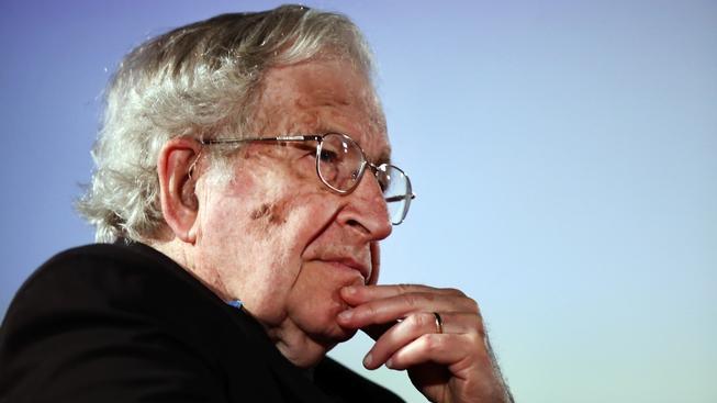 Noam Chomsky, jeden z nejvýznamnějších vědců současnosti