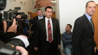 Zprava Drahoslav Handlíř, Tomáš Adámek