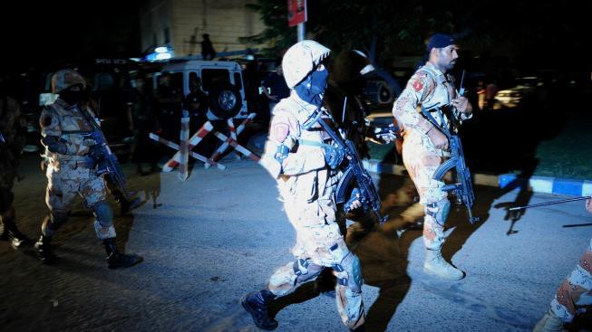 Pákistánská armáda zasahuje proti talibanu