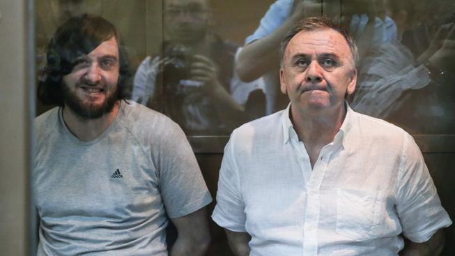 Odsouzení Lom-Ali Gajtukajev a Ibragim Machmudov