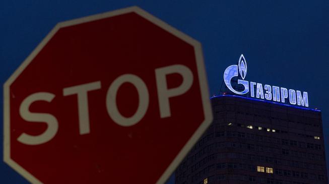 Ruský gigant Gazprom