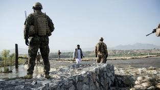 Čeští vojáci v Afghanistánu