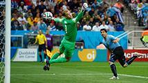 Anglie je na pokraji vyřazení. Poslal ji tam Suárez z Liverpoolu
