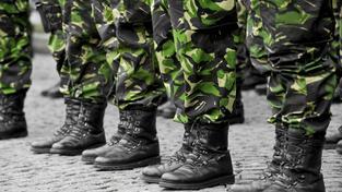 Armáda (ilustrační foto)