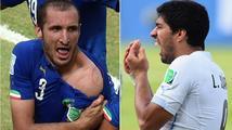Suárez si už v Brazílii nekopne. Za kousnutí protihráče dostal zákaz fotbalu na 4 měsíce