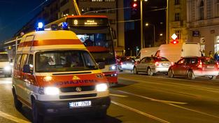 Záchranná služba (ilustrační foto)