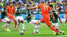 Simuloval jsem, omlouvám se, přiznal Robben. Před penaltou ale ne, přísahal