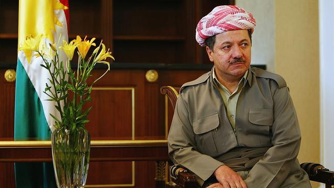 Masúd Barzání, vůdce iráckého Kurdistánu