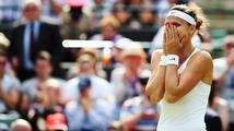 Postup? Byl to můj nejkrásnější tenisový okamžik. Poprvé jsem plakala za sebe, líčí Šafářová