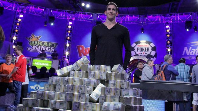 Daniel Colman a 15 milionů dolarů