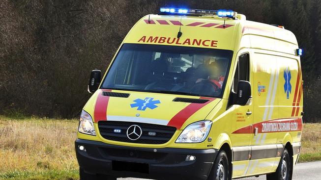 Záchranná služby (ilustrační foto)