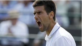 Novak míří (opět) vysoko