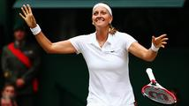 FENOMENÁLNÍ PETRA KVITOVÁ! Finále Wimbledonu pro sebe urvala za 55 minut!