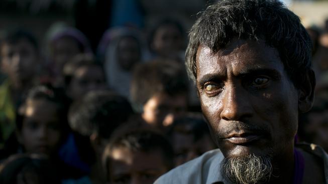 Rohingyové