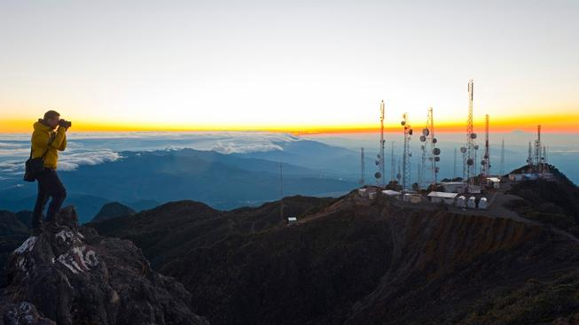 Volcán Baru, Panama