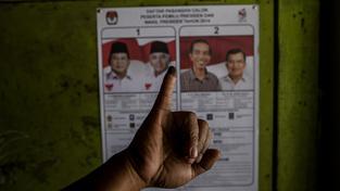 Indonésané rozhodovali nejen o nové hlavě státu, ale v podstatě o své další budoucnosti