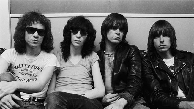 The Ramones (Tommy Ramone vlevo)