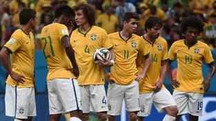 Brazilská beznaděj na MS 2014