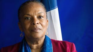 Francouzská ministryně spravedlnosti Christiane Taubiraová