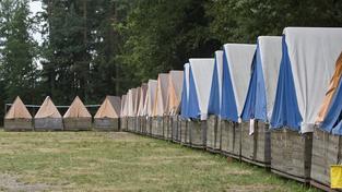 Letní tábor (ilustrační foto)