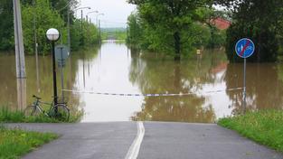 Záplavy v ČR