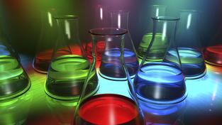 Chemikálie (ilustrační foto)