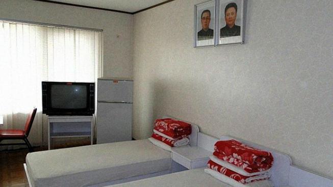 Tábor v Severní Koreji