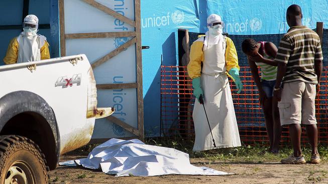 Ebola se v Africe vymyká kontrole
