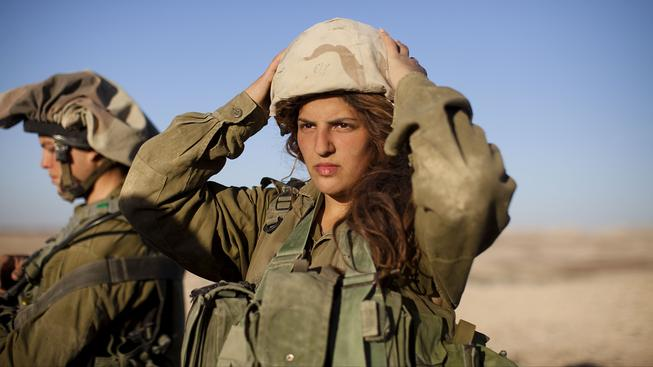 Izraelští vojáci, ilustrační snímek
