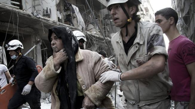 Konflikt v Sýrii