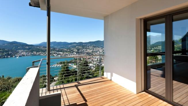 Balkon (ilustrační foto)