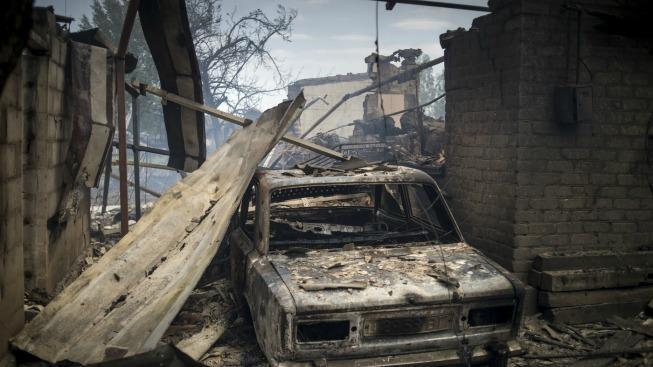 Zkáza v Luhansku