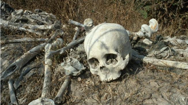 Genocida v Kambodže
