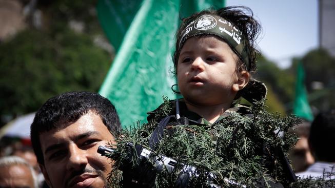 Protesty proti bojům, Palestina