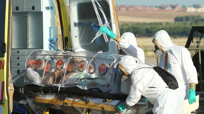 Aktuální epidemie eboly už má přes tisíc obětí (Ilustrační snímek)