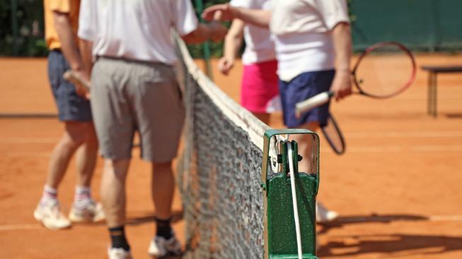 Hráči tenisu