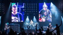 Na pražské Výstaviště se přižene hudební smršť kapela Blink-182
