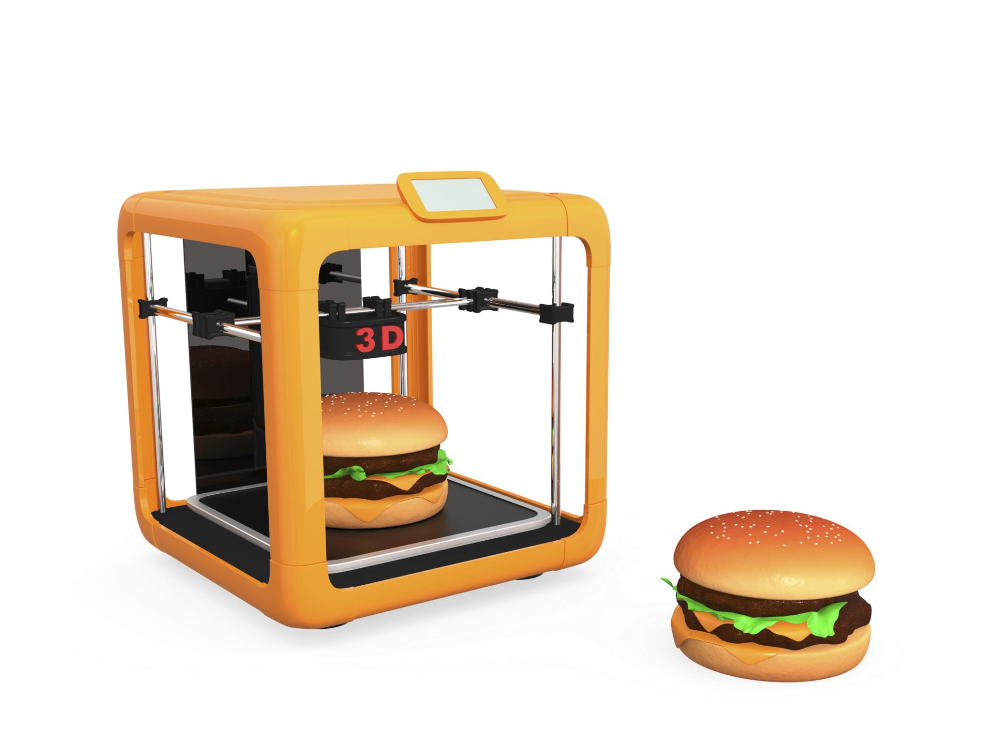 Američtí vojáci si budou tisknout příděly ve 3D tiskárně