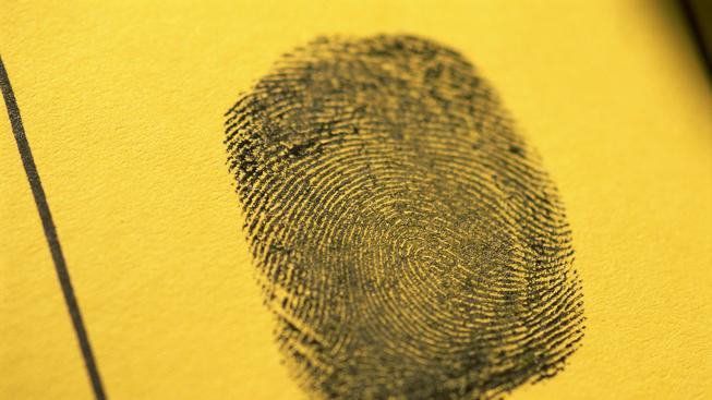 Američanka neměla papilární linie na prstech (Ilustrační snímek)