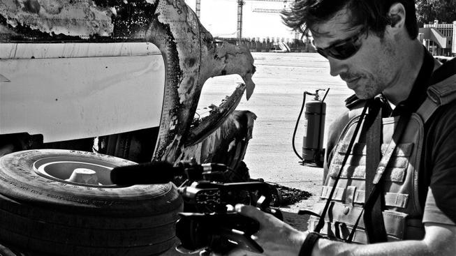Americký reportér James Foley