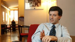 Bývalý hradní právník Pavel Hasenkopf (Ilustrační snímek)
