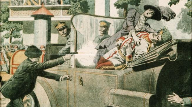 Atentát na Františka Ferdinanda